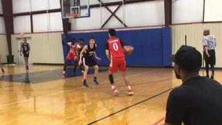 Upside Athletics  wins 69-58 over Hou Hoops - Law