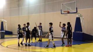 Hou Defenders Gold 14u defeats Cy Fair Kings 14u, 65-64