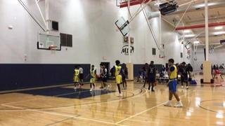 Texas Jazz Elite defeats Hou Raptors Gambriel/ Knight, 61-51