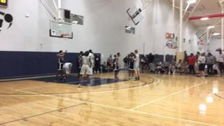 Cooz Elite 16u picks up the 79-76 win against Hou Defenders UAA 16u