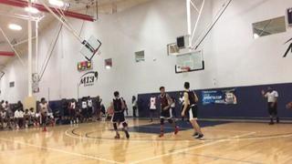 Lake City Elite 16u with a win over Basketball Univ. Silver 16u, 68-62