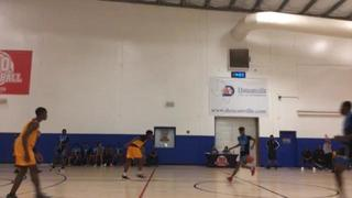 Things end all tied up between Urban Dfw Elite and NJH Elite, 70-61