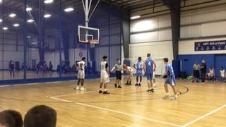 NS Blizzard Kevin gets the victory over Mass Silk, 70-55