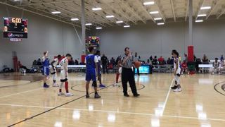 LOUISVILLE MAGIC puts down MC WARRIORS with the 70-48 victory
