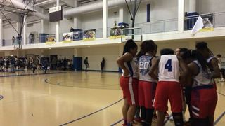 Alexandria Hustle puts down WV Run and Gun with the 43-28 victory