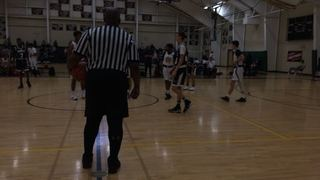 Baltimore Rebels getting it done in win over LL Running Rebels, 58-39