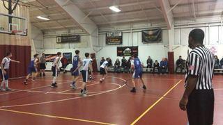 Middlesex Magic - Kevin  wins 52-25 over Massasoit Warriors