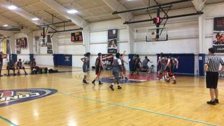 Pocket City Basketball 71 Arsenal Hoops 54