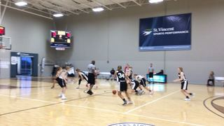 MI-West Michigan Crush 15 Burgess defeats IN-Indy Magic 15 Laker Blue Star, 53-38