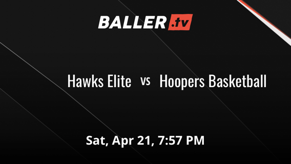 Hawks Elite vs Hoopers Basketball