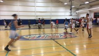 Arsenal Hoops steps up for 57-54 win over KC Pacers Blue