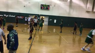Griffin Elite Grasshoppers emerges victorious in matchup against AUSA Rampage, 59-36
