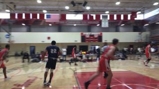 Things end all tied up between Mid-Atlantic Select Blue (MD) and MATTS Mustangs (KY), 68-60
