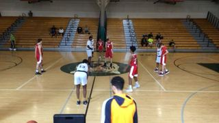 Riverside Hawks Boys 16A steps up for 44-22 win over Team Loaded CVA 16U Landis