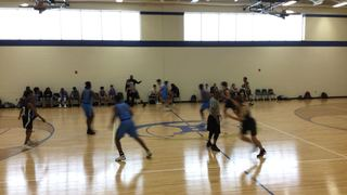 PSB 8th Gold defeats Rock Hill Ballers, 59-45