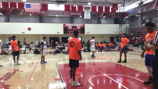 DE LifeBall puts down South Florida Sharks with the 67-56 victory
