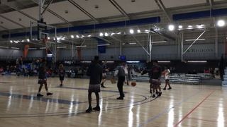 Things end all tied up between Atlanta Select Heat and God's Property