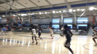 Pro One Select 14U Navy emerges victorious in matchup against TNA Heat, 62-52