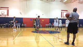 SA Finest victorious over Triump Gold 16U, 61-48