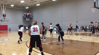 KY-Premier 17 McClain steps up for 60-58 win over IN-Indy Magic 17 Scott Blue Star