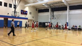 Oklahoma Power getting it done in win over Texas Dynasty, 74-48