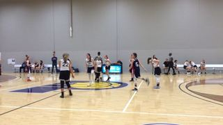 OH-Dayton Lady Hoopstars 13 Johnson victorious over OH-NW Ohio Basketball Club 13, 58-34
