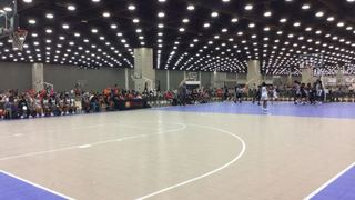Things end all tied up between Stars Elite Red 2019 and Kings