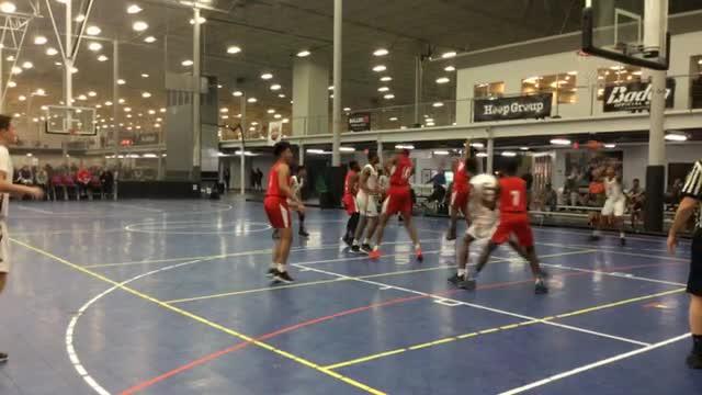 Philly Pride Orange vs Team Thrill Red
