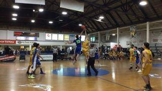 Lightning - Crimeni defeats BOOM Basketball - Agostino, 79-46