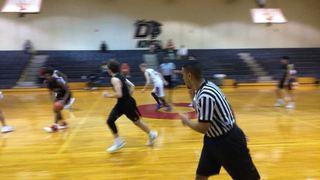 Bucks 59 Warriors Hoops Academy 50