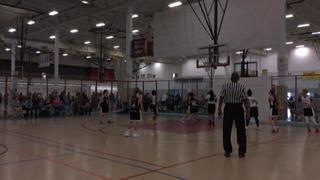 Lady Bucks Milwaukee Green wins 34-26 over QC Ballers