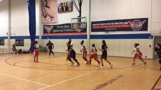 Evolution  picks up the 42-27 win against Ballers Elite