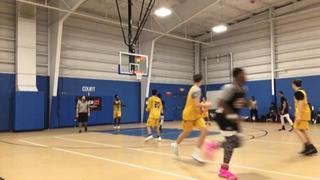 Next Level NY with a win over Lightning Haber, 73-55