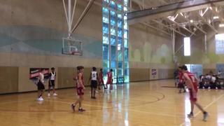Crab5 Elite with a win over HD Toros Elite, 80-72