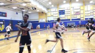 Hope Basketball 79 Riverside Hawks 46