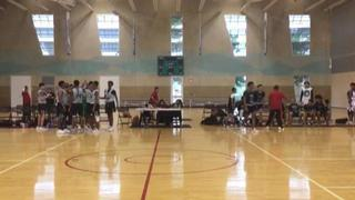 TX Elite - Mel wins 66-58 over GATA Basketball