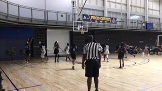 Auburn Raptors with a win over Nola Lady Jazz, 37-36