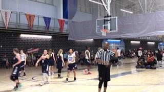 Alabama Elite 10th grade with a win over AL Southern Starz 2020-Veal, 44-42