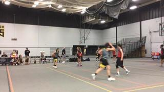 WI Flight Elite 11th Silver victorious over Lady Rebels BTB Platinum, 60-52