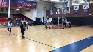 It's a wash between WBC Elite (NC) and Carolina Basketball Club - Fire 17U