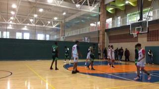 Hoopers Basketball with a win over RTG Hoops, 59-37