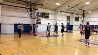 Team Cooper vs DiverseCity Sports Academy