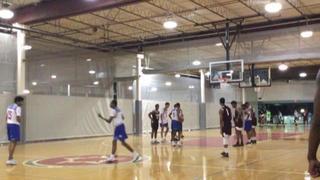 Self Made Elite Basketball vs Minutemen- NYC 16U