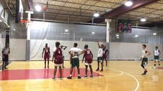 South Florida Rockets with a win over Force Basketball NYC, 65-59