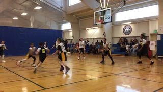 PLAYMAKER ACADEMY PUMAS puts down CT Premier Hoops (PHD) with the 48-36 victory