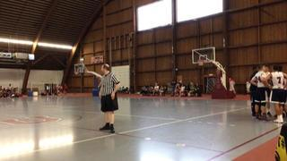 LL Running Rebels, PA AMOROSO defeats LIGHTNING-GOLD-Calabria, 54-45