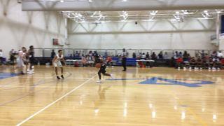 Crab5 Elite wins 71-63 over Arkansas Wings Select 16U