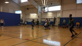 Blue Wave 6th Johnson emerges victorious in matchup against NY Ratz 6th Grade, 58-36