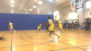 CT Premier Hoops (PHD) steps up for 61-25 win over Team Rock Basketball