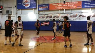 Young Sports Unlimited (NJ) vs Philly Hurricanes Orange (PA)